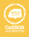 CasSSOA Accredited - Gold Award